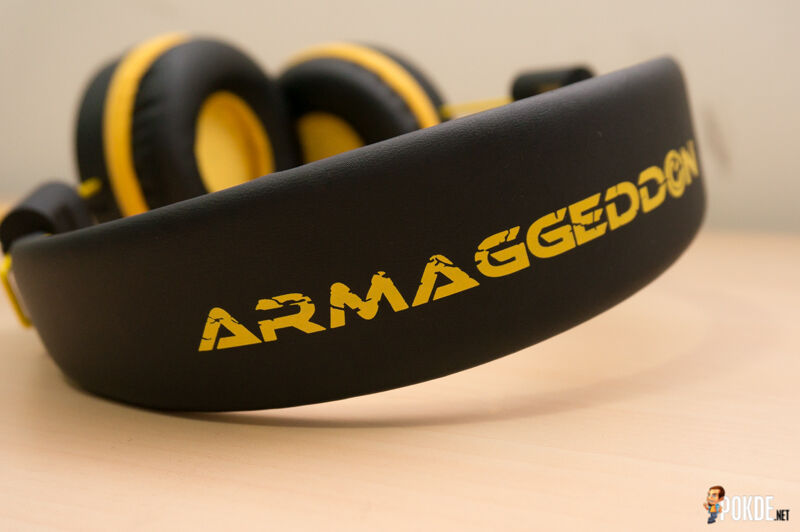 ARMAGGEDDON Molotov 5 mobile gaming headset review 20