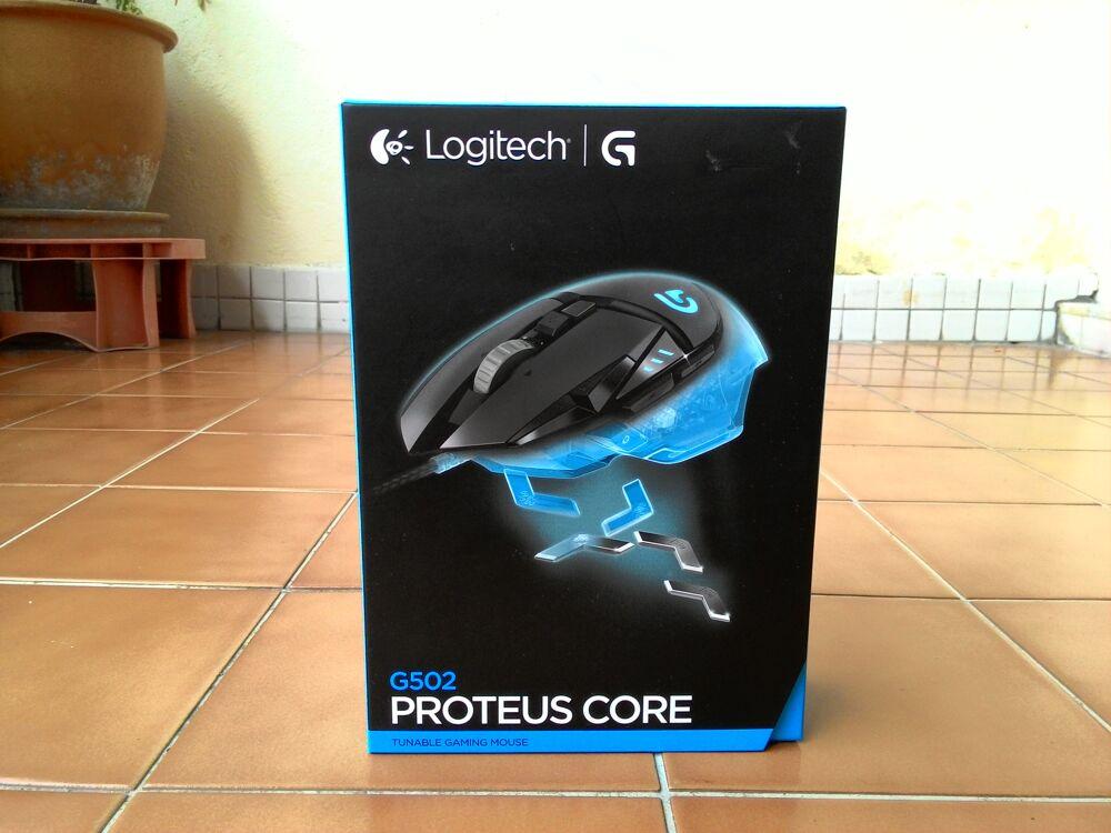 Logitech G502 Proteus Core Gaming Mouse review 19