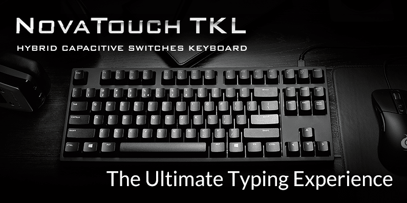 Cooler Master Launches NovaTouch TKL Premium Keyboard 26