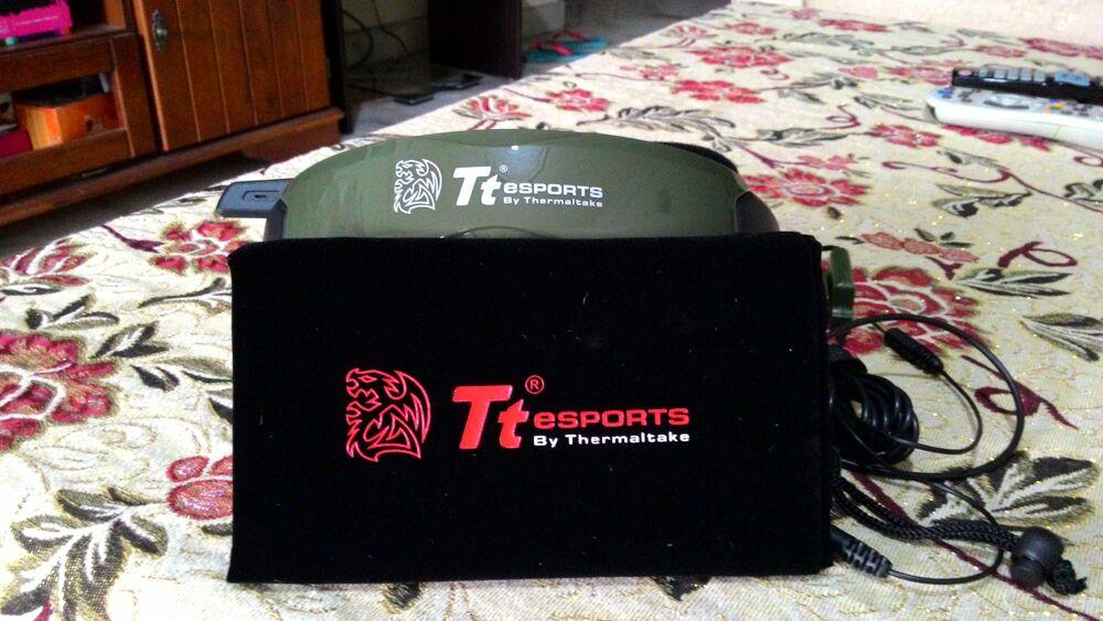 Tt eSPORTS Shock Gaming Headset Review 26