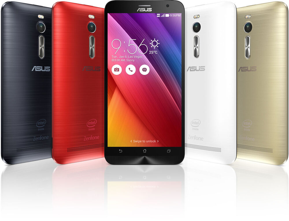 ASUS Zenfone 2 variants; which one is for you? 21