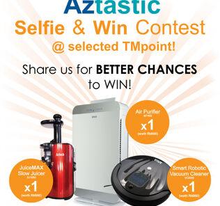 Aztastic Selfie & Win Contest! 32