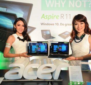 Acer unveils the Aspire R 11 25