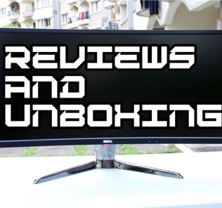 BenQ XR3501 Curved Gaming Monitor Review 131