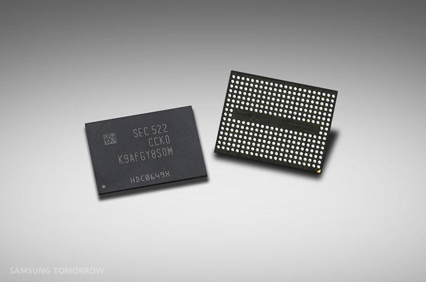 Samsung 256Gb 3D V-NAND — bigger SSDs coming 23