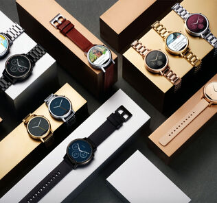 Say hello to the new Moto 360, and its sportier brother 34