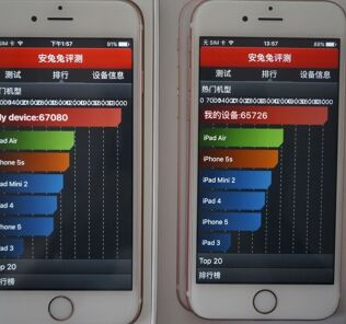 Two variants of the iPhone 6s spotted — different performance levels 28