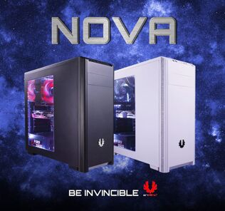 BitFenix launching the BitFenix NOVA — Budget Evolved 30
