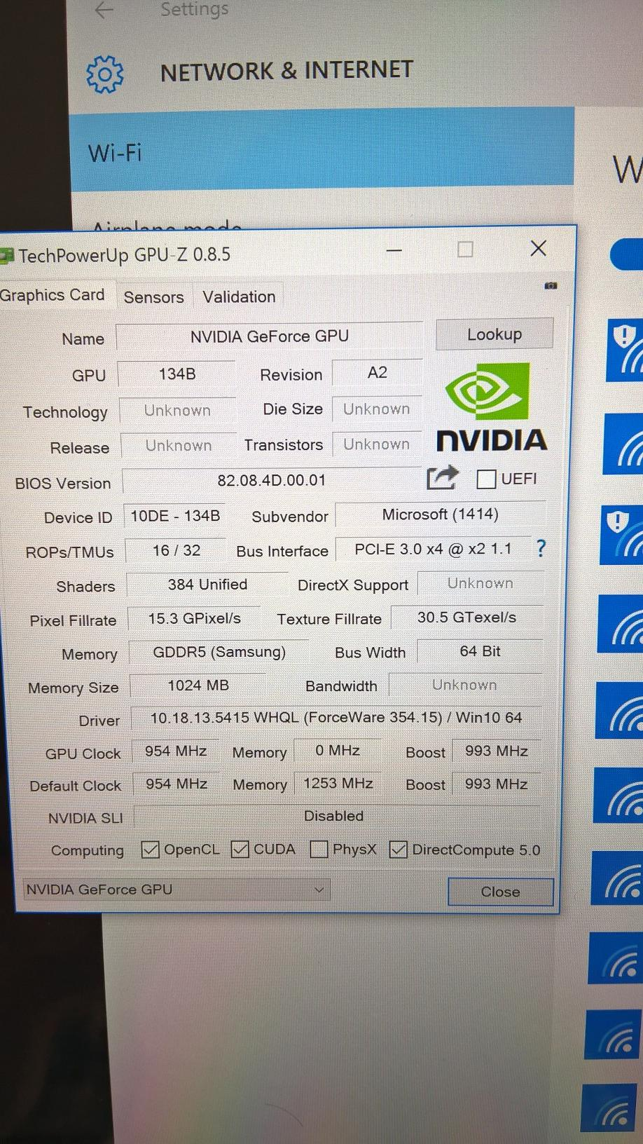 Microsoft Surface Book mid-end spec dGPU leak — NVIDIA 940M inside 20
