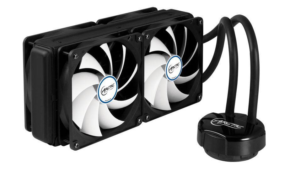 ARCTIC joins the AIO liquid cooler with Liquid Freezer series 23