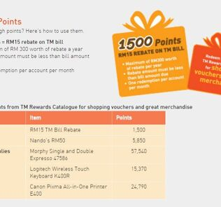 Did you know about this bill rebate? — Astro & TMnet 20