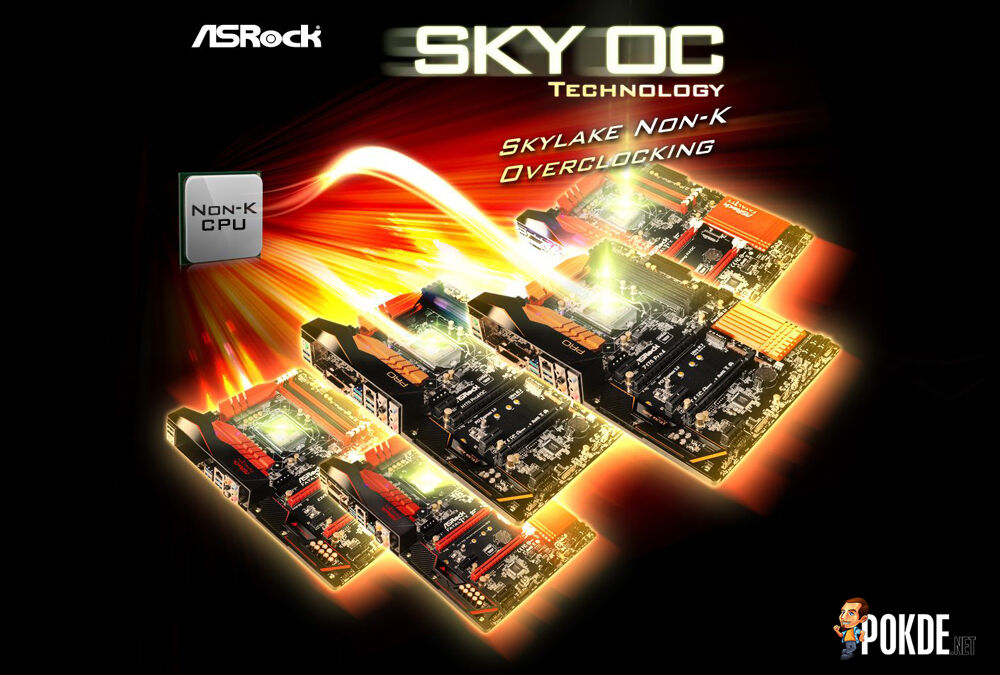 Have you heard about ASRock SKY OC? — Learn about it here 29