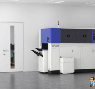 Epson PaperLab turns waste paper into new paper 22