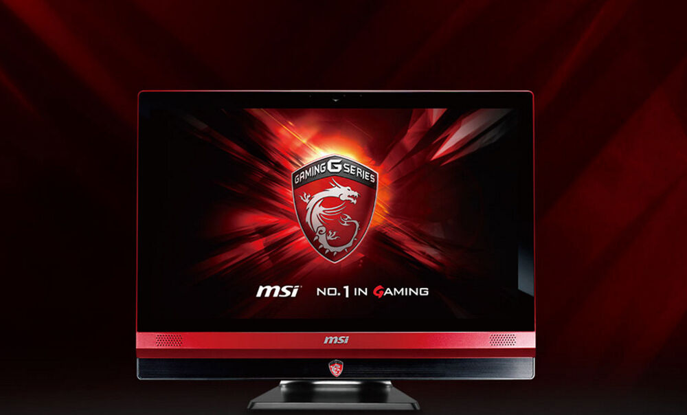 MSI upgraded its MSI Gaming 24 AIO gaming desktop with Intel Skylake-H 20