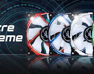 BitFenix introduces the Spectre Xtreme & Spectre Xtreme LED 25