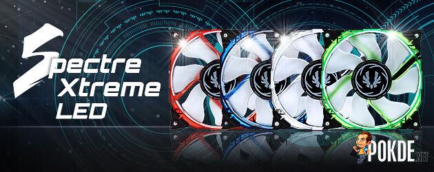 BitFenix introduces the Spectre Xtreme & Spectre Xtreme LED 27