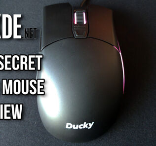 Ducky Secret gaming mouse review — pure performance 21