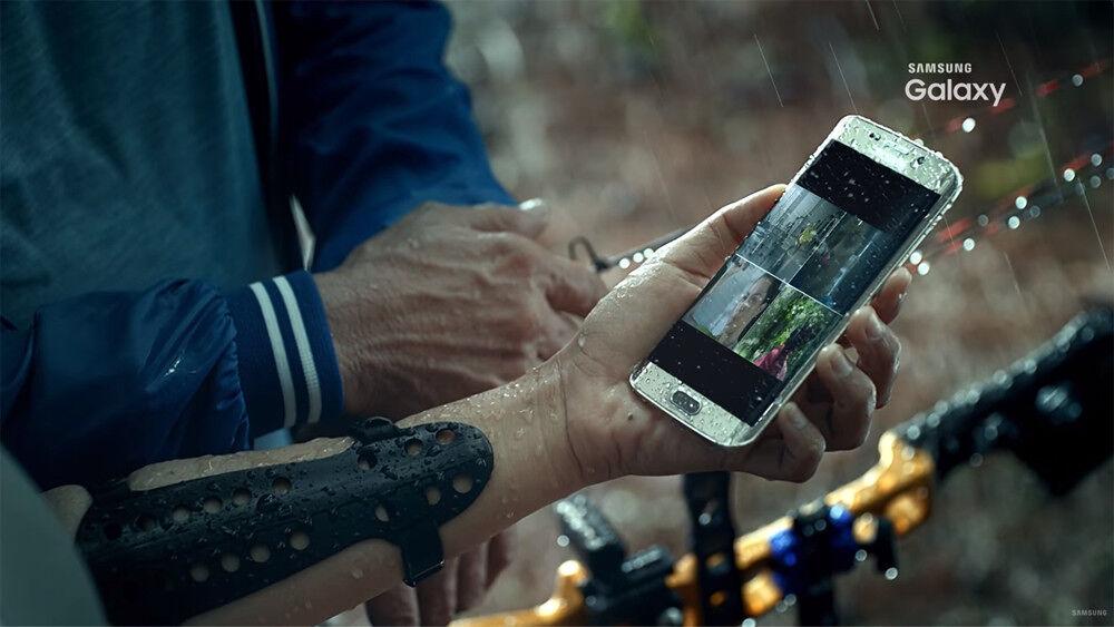 Samsung Galaxy S7 features waterproofing 20