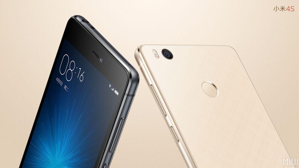 Xiaomi Mi4S — Mi4c in a new shell 19