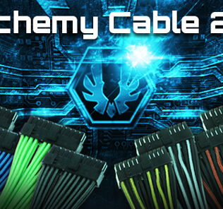 BitFenix introduces the BitFenix Alchemy 2.0 Modular Cables 28