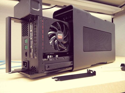 AMD pushes for an Universal External Graphics Standard — here's why we think it makes sense 24