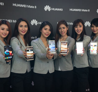 Huawei Mate 8 launch & hands-on 25
