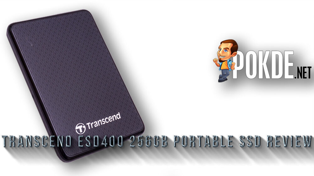 Transcend ESD400 256GB portable SSD review — when you just can't wait 19
