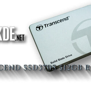 Transcend SSD370S 512GB SSD review 32