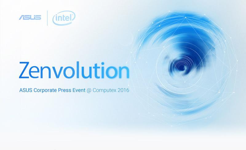 [Computex Taipei 2016] - ASUS Corporate Press Event Digital Livestream 19