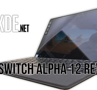 Acer Switch Alpha 12 review — double duties 24