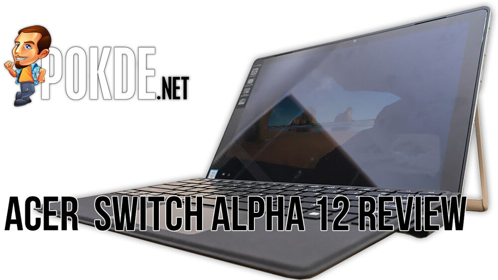 Acer Switch Alpha 12 review — double duties 19