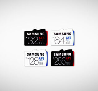 Samsung's world's first UFS memory cards read speeds rival SSDs! 25
