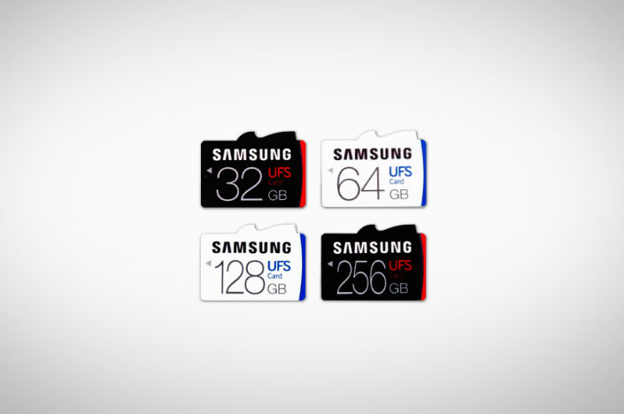 Samsung's world's first UFS memory cards read speeds rival SSDs! 20