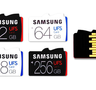 Samsung develops slot that accepts both UFS and microSD cards 23