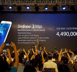 ASUS Zenfone 3 Laser and Max joins the family 30