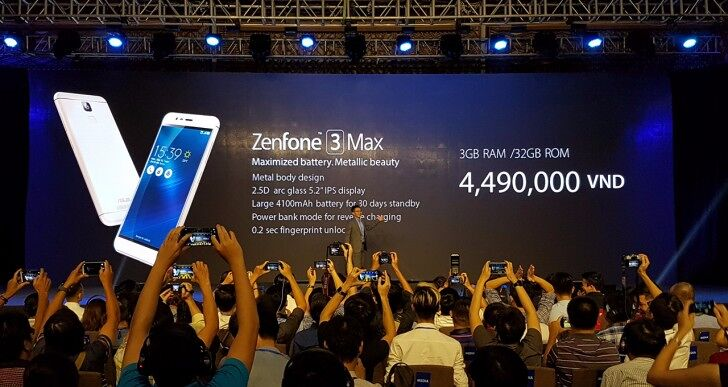 ASUS Zenfone 3 Laser and Max joins the family 23