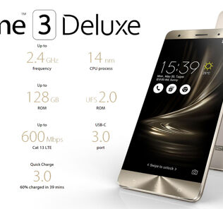 ASUS Zenfone 3 Deluxe is the first device to pack a Snapdragon 821 23