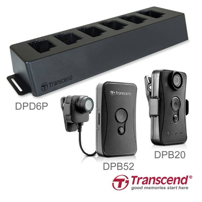 Transcend announces availability of DrivePro Body on-body cameras 21