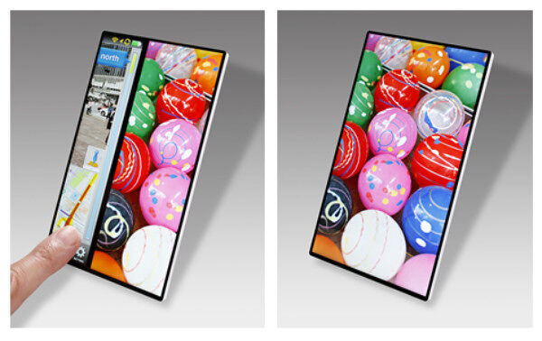 "JDI announces ""Full Active"" display that allows for slim bezels on every side 22"