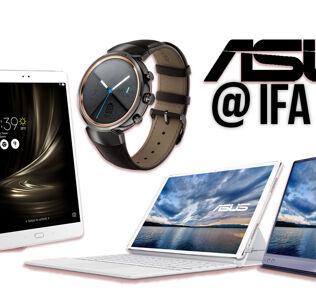 ASUS Zenvolution at IFA 2016 — ZenWatch 3, ZenPad 3S, ZenScreen announced 24