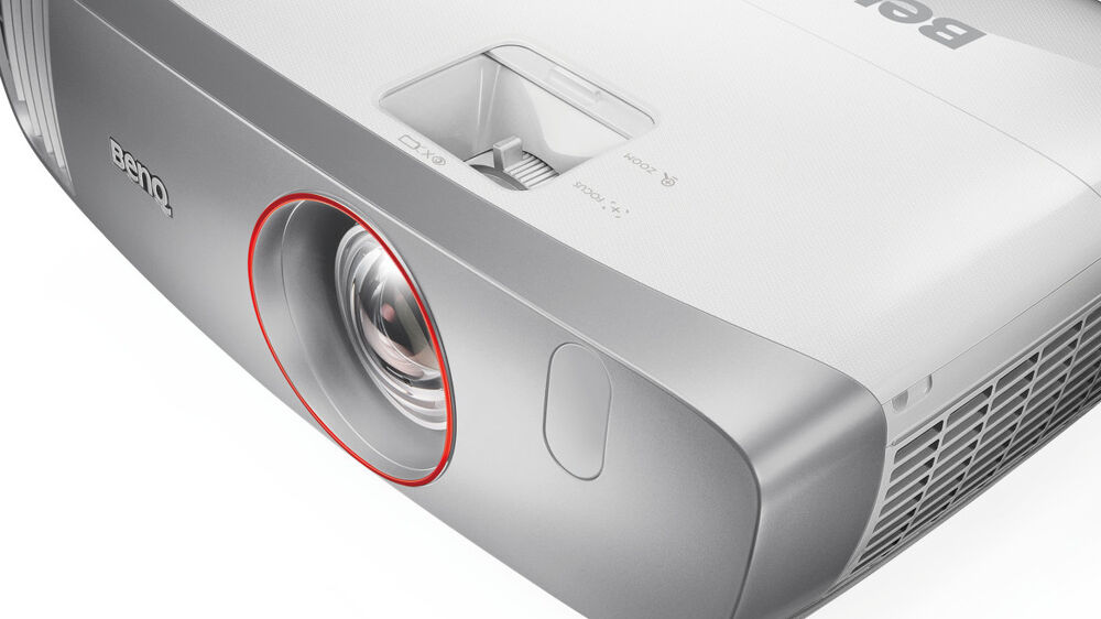 """BenQ W1210ST home projector makes 100"""" gaming displays a reality 22"""