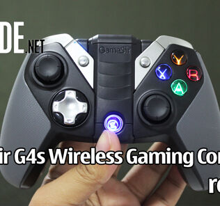 GameSir G4s Advanced Edition Wireless Gaming Controller review 27