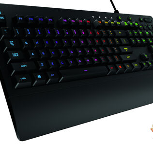 Logitech G213 Prodigy with Mech-Dome to brings the Cherry MX profile on a membrane keyboard 28