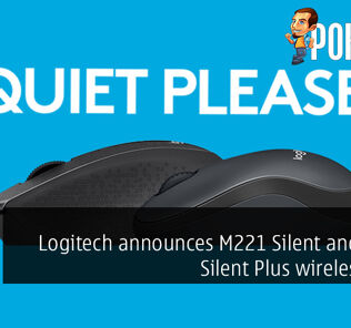 Afraid of irritating your officemates? Check out these new Logitech wireless mice 55