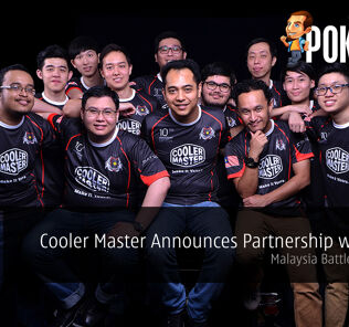 Cooler Master Announces Partnership with Malaysia Battlefield Team (MBT) 24