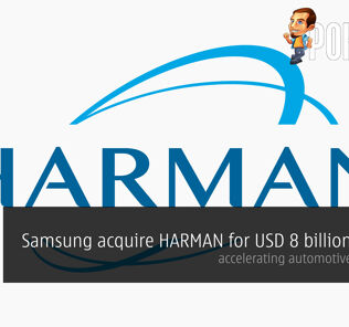 Samsung acquire HARMAN for USD 8 billion in cash — accelerating automotive industries 20