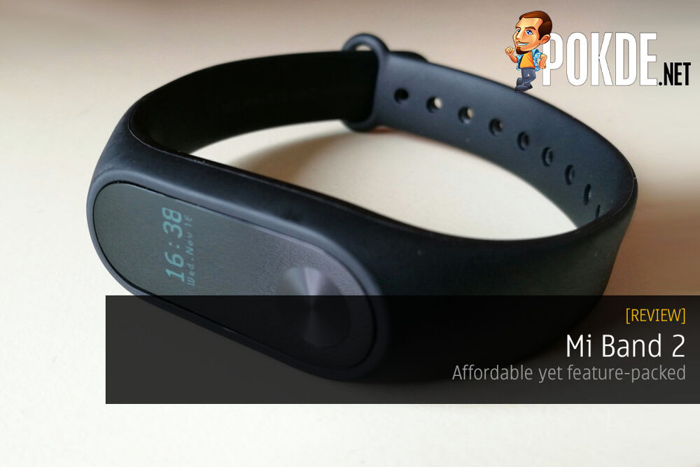 Mi Band 2 review — affordable yet feature-packed 16