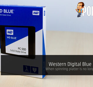 Western Digital Blue SSD 1TB review — when spinning platter is no longer enough 35