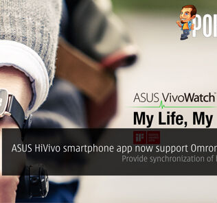 ASUS HiVivo smartphone app now support Omron Connect — provide synchronization of health data 31