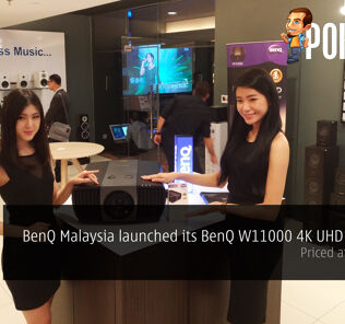 BenQ Malaysia launched its BenQ W11000 4K UHD projector – priced at RM 23800 34